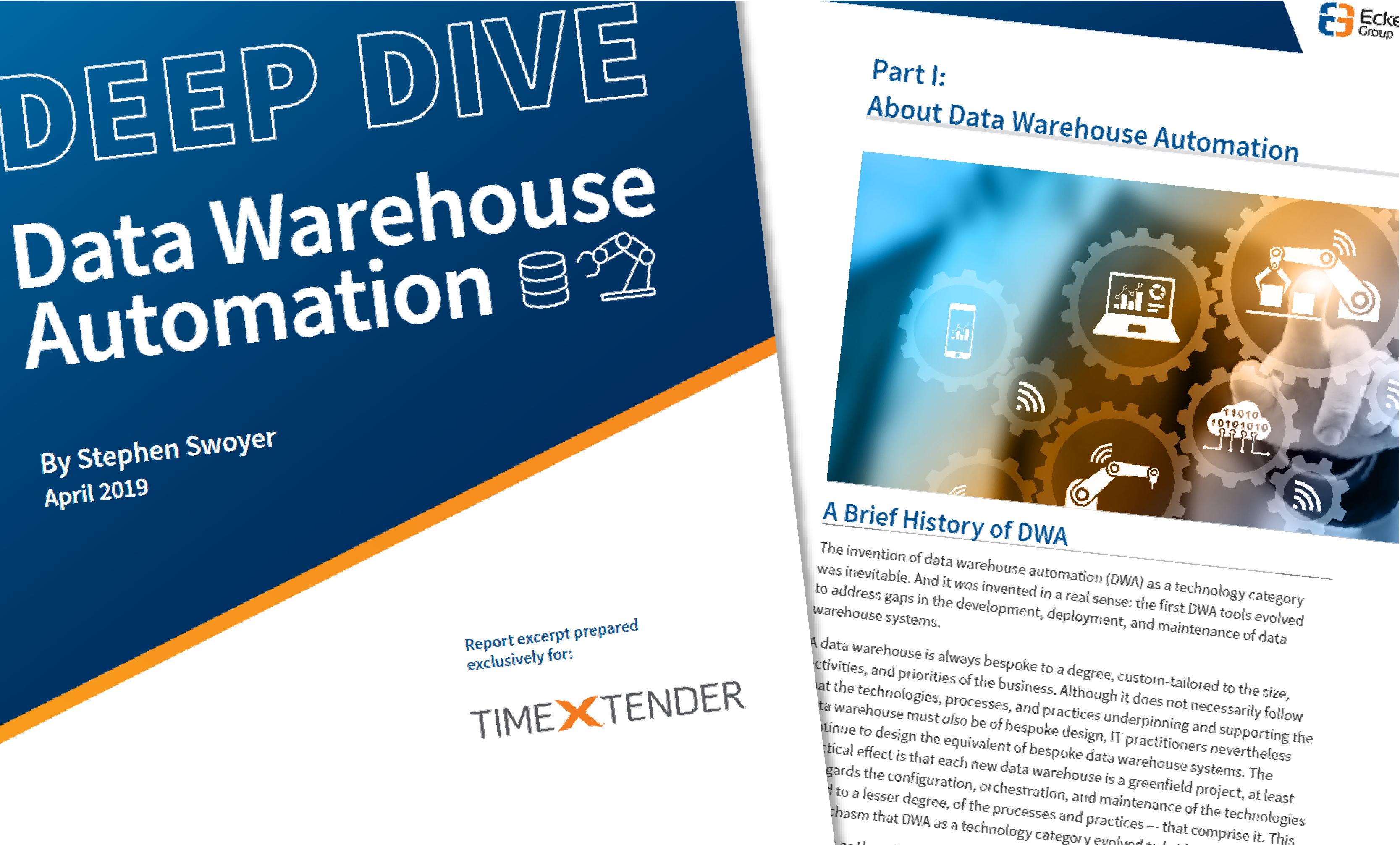 Data Warehouse Automation Deep Dive
